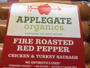 Applegate Organic Turkey Sausage Recipe