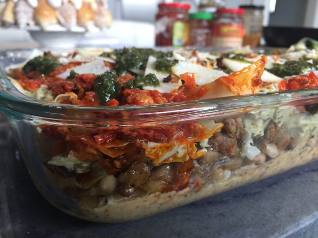 7 Layer Italian Dip Recipe